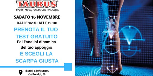 TAURUS RUNNING DAY - ERBA, 16 NOVEMBRE 2019
