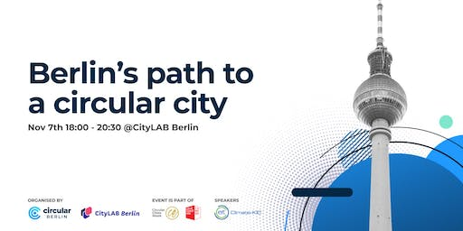 Berlin's path to a Circular City