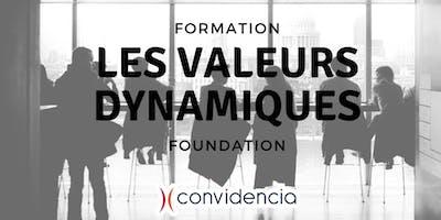 """Valeurs Dynamiques : formation au module """"Foundation"""" [MAI 2020]"""