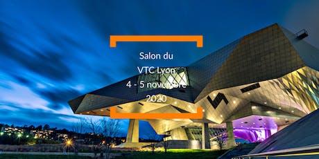 Salon du VTC LYON 2020 billets