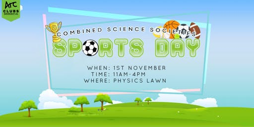 UNSW Combined Science Societies Sports Day