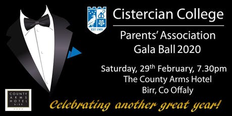 2020 Cistercian College Gala Ball tickets