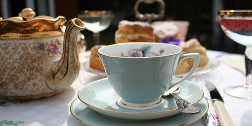 Vintage Afternoon Tea  one day only!