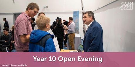Year 10 Open Evening - Sir Simon Milton Westminster UTC  tickets