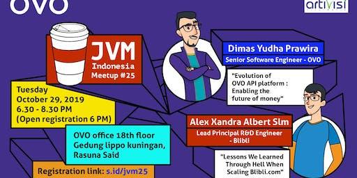 JVM Meetup #25 - JVM x OVO  - Talk About Platform