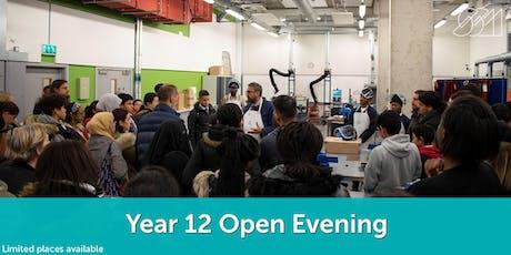 Year 12 Open Evening - Sir Simon Milton Westminster UTC  tickets