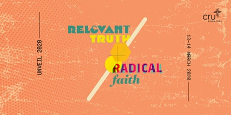 UNVEIL 2020: Relevant Truth, Radical Faith tickets