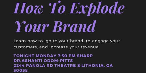 Explode Your Business