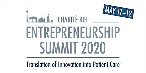 Charité BIH Entrepreneurship Summit 2020