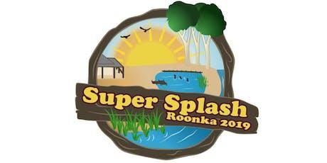 Super Splash 2019 - Land Yachting Offsite Activity tickets