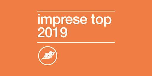 Imprese Top 2019 | 22 novembre, Milano, Università Bocconi - Via R. Sarfatti, 25 - Aula Notari