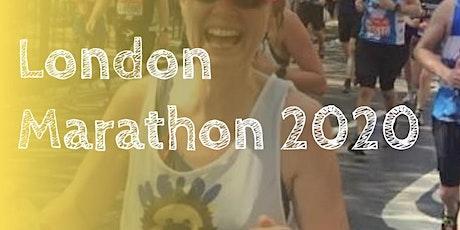 Chris Street Quiz for London Marathon 2020 tickets