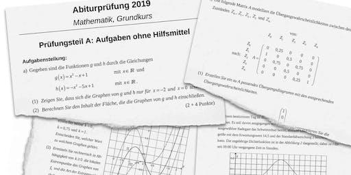 Intensivkurs zur Vorbereitung auf das Mathe-Abitur in Frankfurt