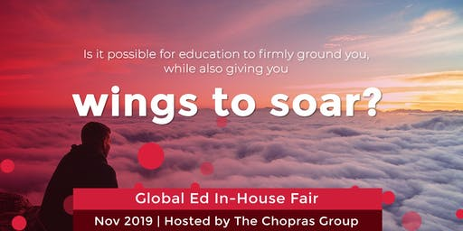 Global Ed In-House Fair 2019 in Cochin - FREE Entry