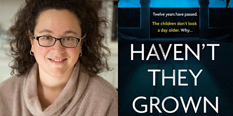 Sophie Hannah: Haven't They Grown tickets