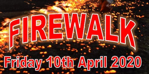Firewalk for Helping Henry