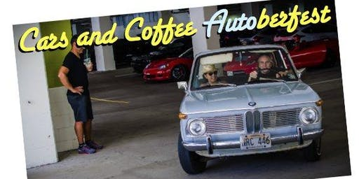 Cars and Coffee Ala Moana - October 27, 2019
