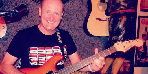 Wayne Ward Live @ McGuinnesses