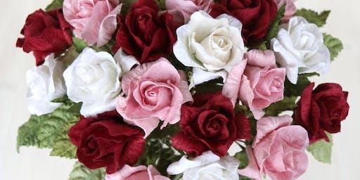 Making Paper Roses
