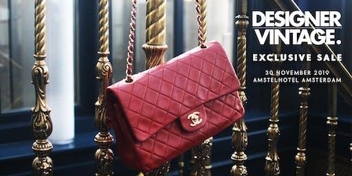 The Exclusive Designer-Vintage Sale