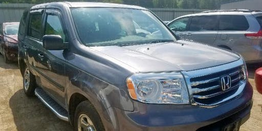 Online Auto Auction in Ellwood City - Pa on October 24 2019