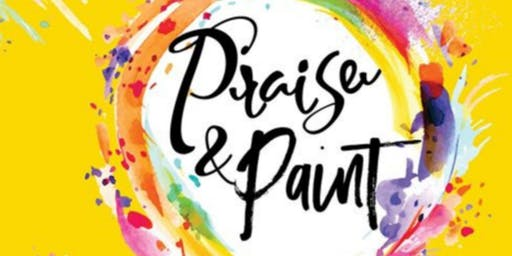 Praise & Paint Party