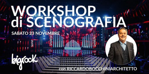 Workshop di Scenografia