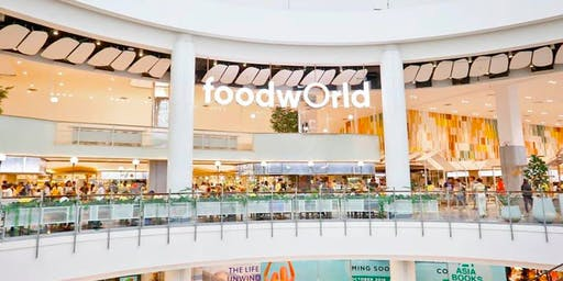 On-site experience: LEED Platinum Commercial Interior: Central World Food Court