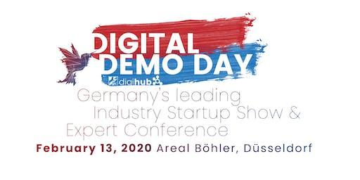 Digital Demo Day 2020