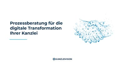 """Workshop-Reihe 1: Prozessmodellierung """"Digitale Kanzlei"""""""