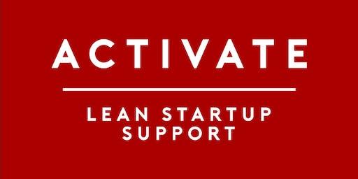 Activate Startup Support Taster Session - NNDC (Cromer)
