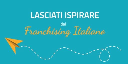 """Presentazione del Libro: """"Franchising Italiano"""", 50 storie di imprese che.."""