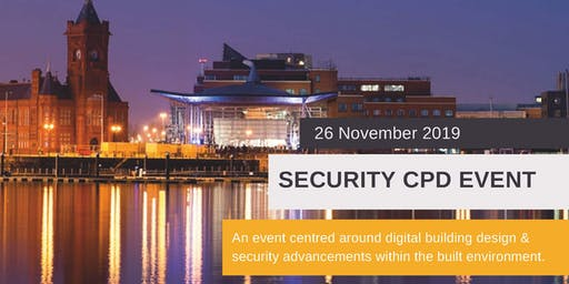 SECURITY CPD EVENT