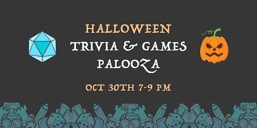 Halloween Trivia & Games Palooza