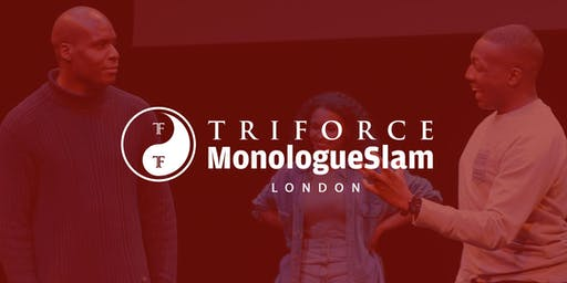 MonologueSlam UK London Masterclass - 14th December 2019
