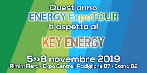 ENERGY ExpoTOUR 2019  Ti aspetta al Key Energy