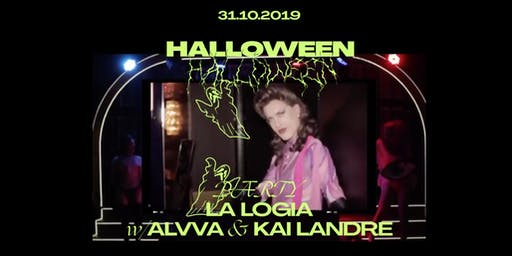 La Logia Halloween Party with Alvva & Kai Landre