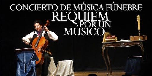 Concierto fúnebre: Requiem por un músico