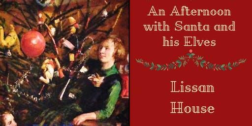 Santa Visits Lissan House