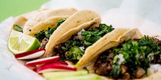 Mexican Restaurant night