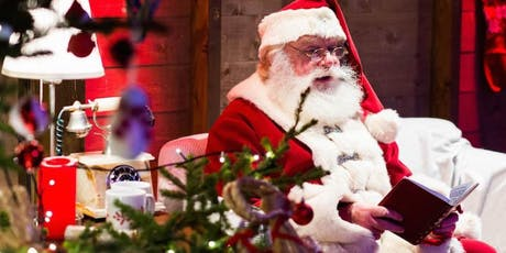 SANTA`S GROTTO AT NEURO DROP IN CENTRE tickets