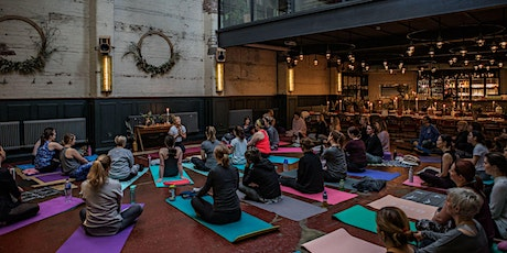Candlelight :: Restorative Yoga Supper at The Chimney House tickets