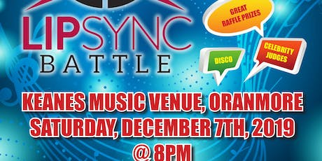 ORANMORE MAREE LIP SYNC BATTLE 2019 tickets
