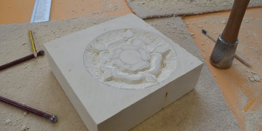 Come & Carve: Stone Carving workshops