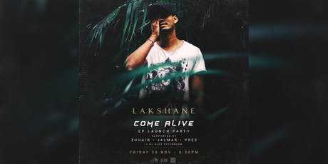 Lakshane - EP Launch Party tickets