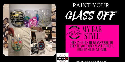 Paint Your Glass Off