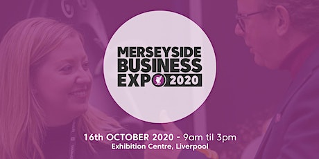 Merseyside Business Expo 2020 tickets