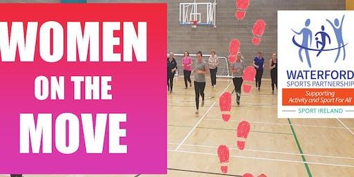 Women on the Move - Kinsalebeg - Nov 2019