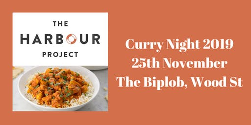 Harbour's Legendary Curry Night