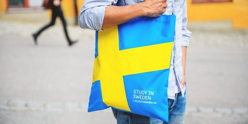 Study in Sweden Fair by Embassy of Sweden